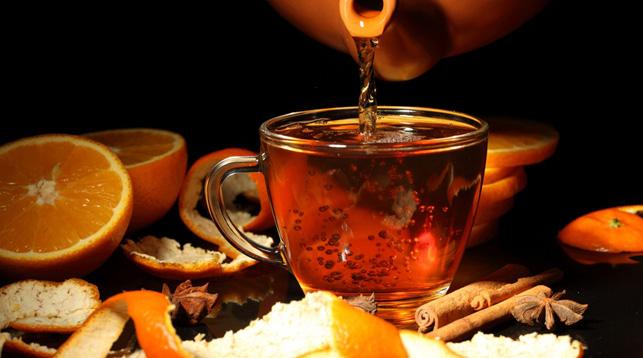 Фруктовый чай опасен для зубов