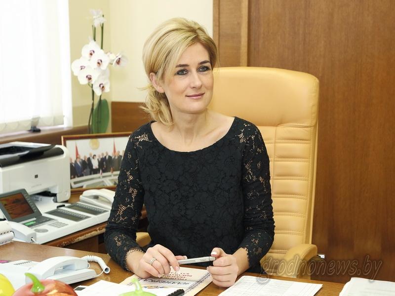 Елена Бубенчик: «В районах области пройдут встречи с бизнес-сообществом по Декрету №7»