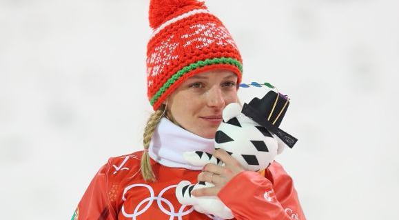 Александр Лукашенко наградил Анну Гуськову орденом Отечества III степени и присвоил ей звание заслуженного мастера спорта Беларуси