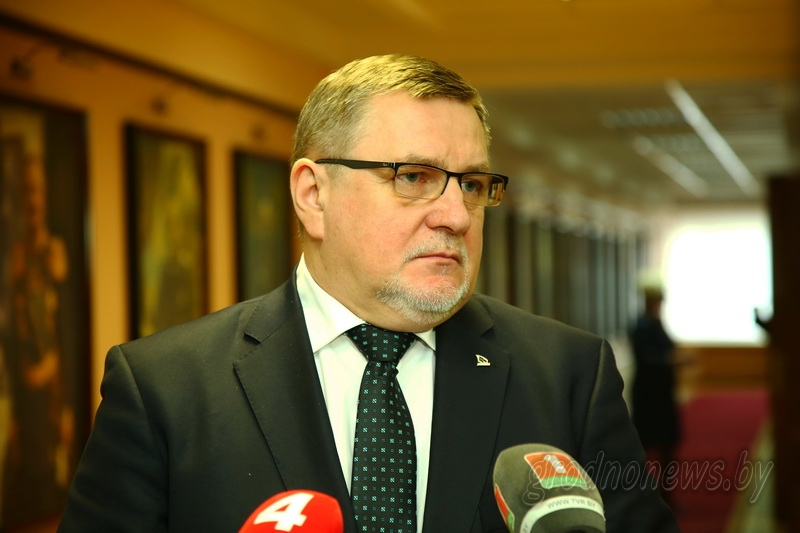 Геннадий Давыдько: «Человек должен видеть в «Белой Руси» силу, которая может помочь»