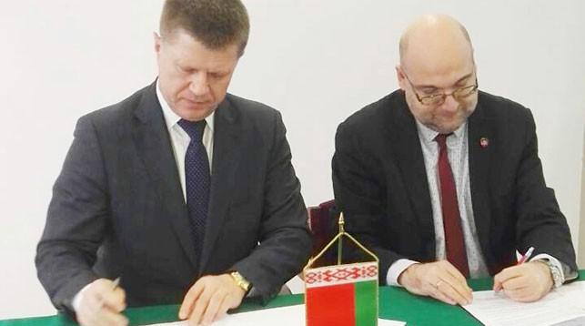 На белорусско-польской границе в преддверии Евроигр модернизируют системы видеонаблюдения