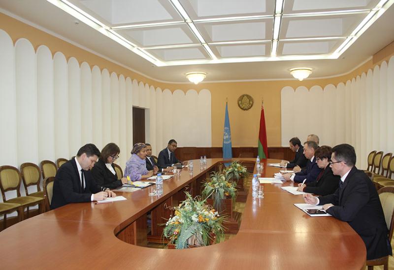 В Минске проходит Региональный форум национальных координаторов по Целям устойчивого развития