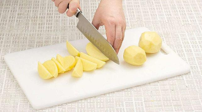 Британские студенты открыли рецепт идеального картофеля по-деревенски