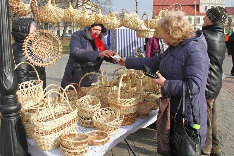 Около полутора сотен мастеров приедут в Гродно на выставку-ярмарку «Казюкі»