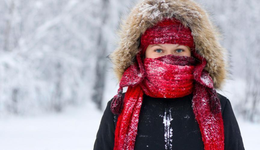 Мороз берется всерьез. Как избежать обморожений, когда погода уходит в глубокий минус?