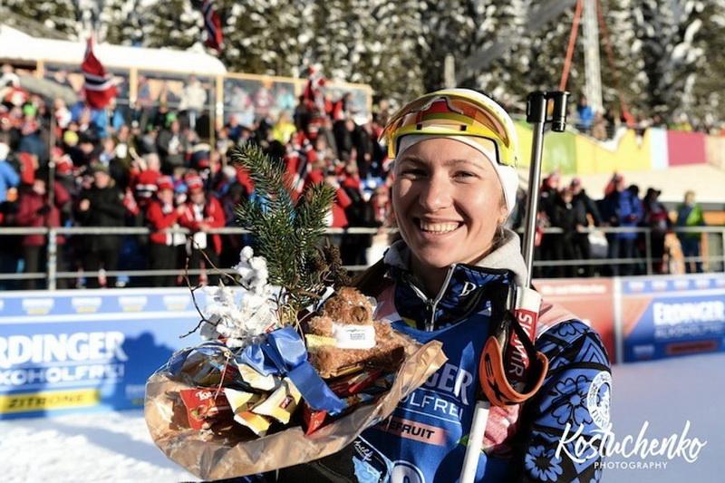 Белорусские спортивные журналисты выдвинули кандидатуру Дарьи Домрачевой на World Fair Play Awards