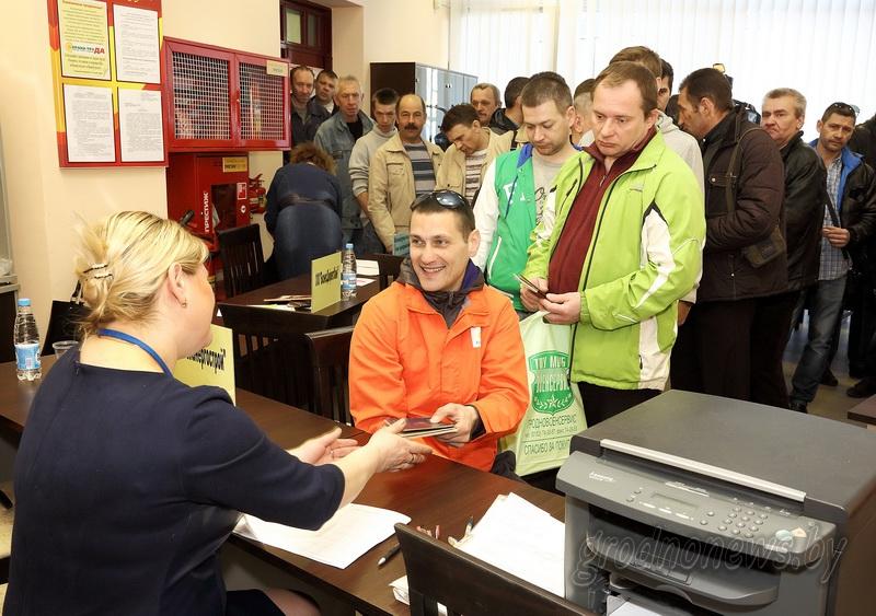 Дело для каждого. По уровню трудоустройства безработных Гродненщина является лидером в республике