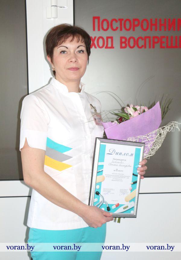 Минута славы медсестры Светланы