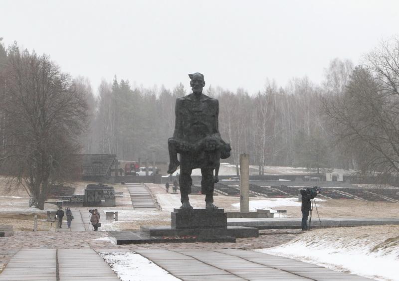 Обращение Президента Беларуси к соотечественникам по случаю 75-летия хатынской трагедии