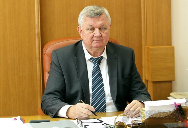 Иван Жук: «В Год малой родины нужно больше внимания уделить наведению порядка в населенных пунктах области»