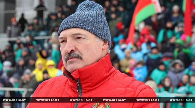 Александр Лукашенко намерен провести принципиальный разговор с руководителями федераций зимних видов спорта