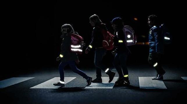 ГАИ Беларуси проведет акцию для пешеходов «Не будь невидимкой на дороге» с 27 марта по 2 апреля