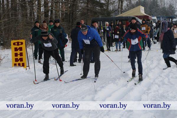 Сегодня в Вороново состоялся физкультурно-спортивный праздник «Вороновская лыжня-2018» (Фото. +Видео)