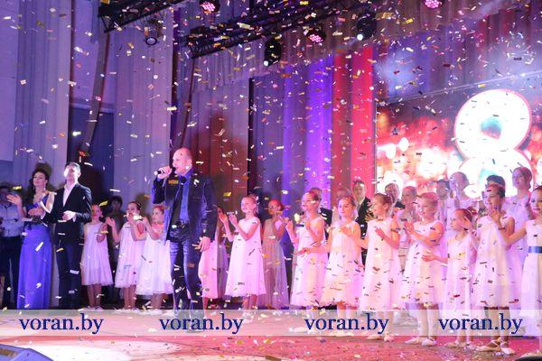 Концерт, посвященный Дню женщин, прошел в Вороново