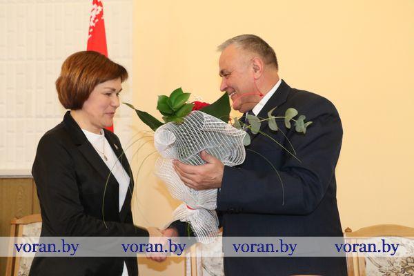 Избран новый председатель Вороновского районного Совета депутатов (будет дополнено)