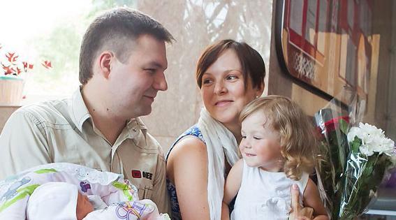 Минздрав разрабатывает регламент посещения родственниками молодых мам в роддомах