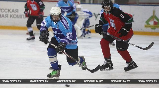 «В нашей школе все играют в хоккей»: Лида принимает финал «Золотой шайбы»