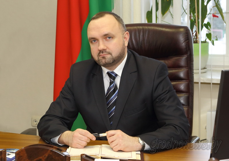 Вместо штрафа – предупреждение. Председатель экономического суда Гродненской области Денис Валдайцев об изменениях в законодательстве