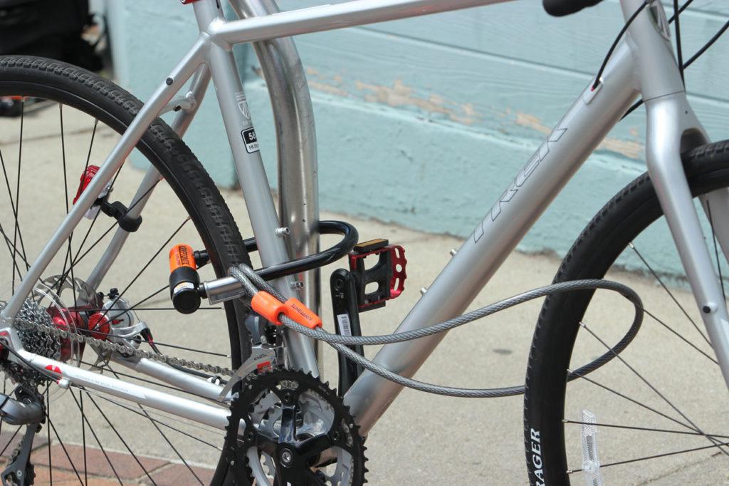 В центре внимания велосипеды. Как «не потерять» двухколесного друга, предостерегает милиция
