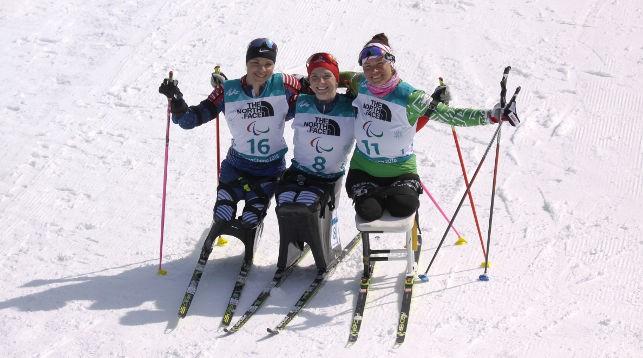 Белорусские паралимпийцы входят в десятку сильнейших в медальном зачете на зимних Играх в Пхенчхане