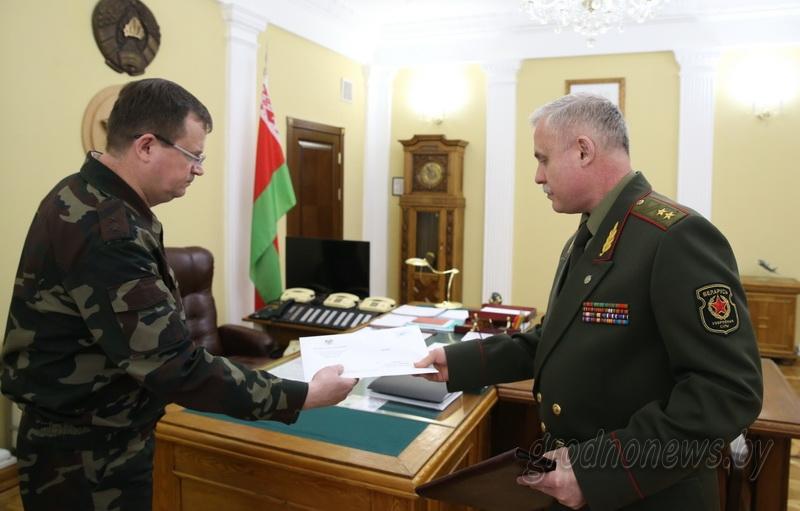 Вооруженные Силы проверяются по поручению Президента Беларуси