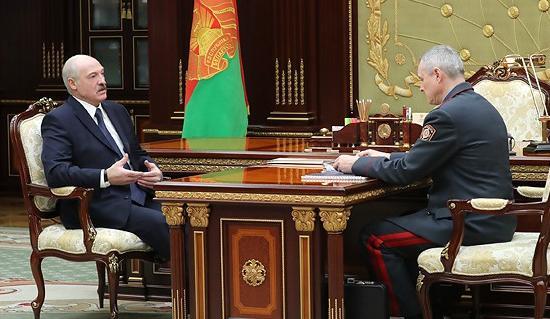 Александр Лукашенко требует проверить массовые места на безопасность и жестко наказать за серьезные упущения