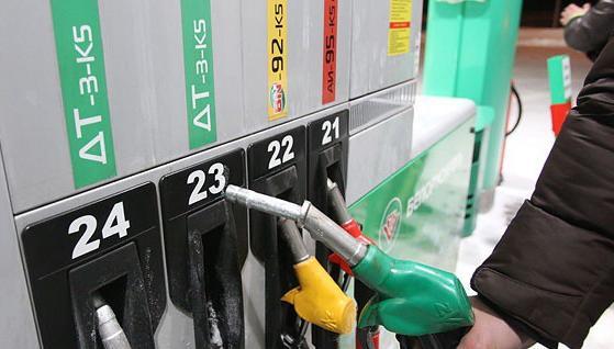 Топливо в Беларуси с 24 марта дорожает на 1 копейку