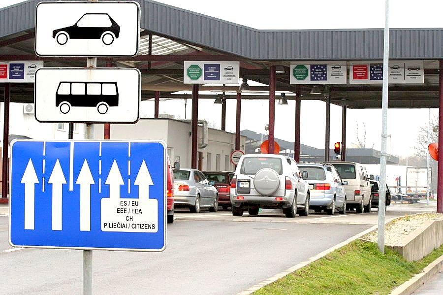 Для участников и болельщиков II Европейских игр в пунктах пропуска на границе организуют отдельные коридоры