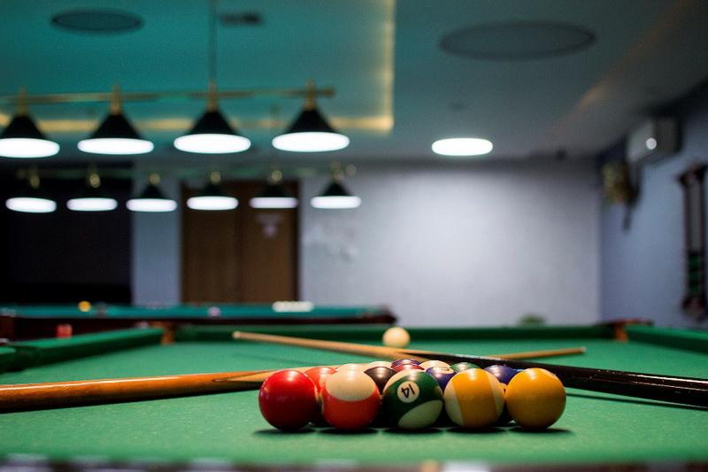 Чемпионат Гродненской области по бильярду пройдет 10-11 марта в бильярдном клубе «Галактика»