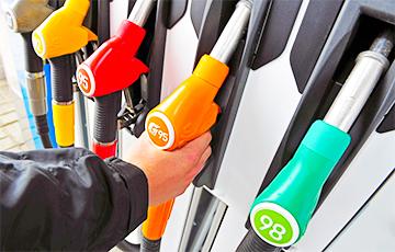 В Беларуси снова дорожает бензин