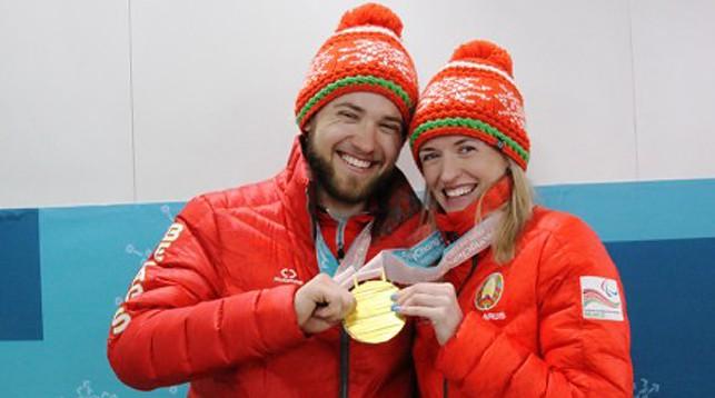 Зимние Игры в Пхенчхане стали самыми успешными для белорусских паралимпийцев
