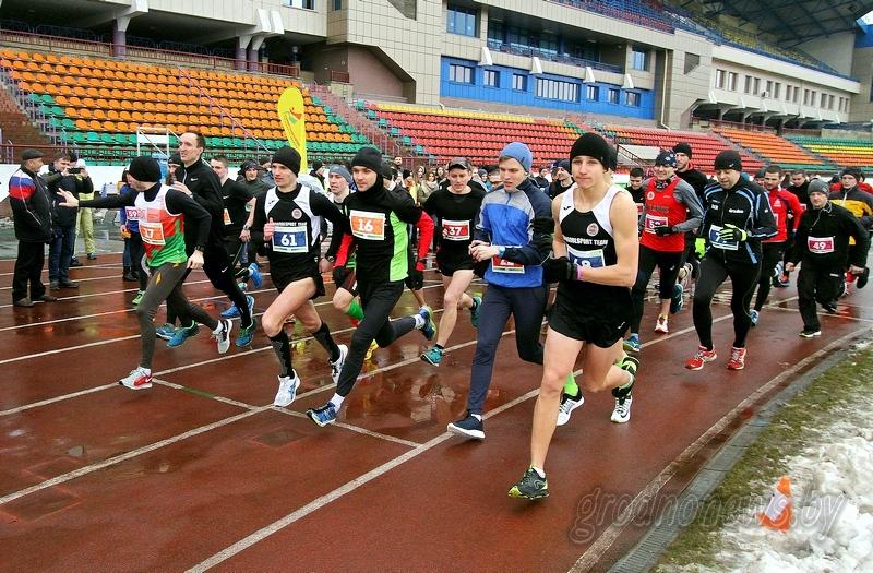 «Гродненская весна» открыла календарь легкоатлетических пробегов Гродненской области (+ВИДЕО)