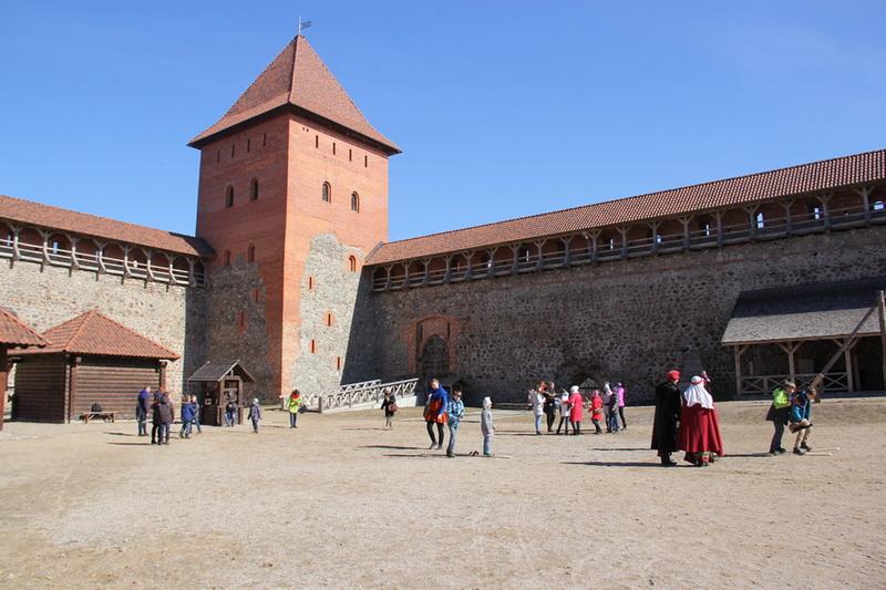 Побить рекорд прошлого года. Лидский историко-художественный музей презентовал новые проекты для привлечения туристов в Лидский замок