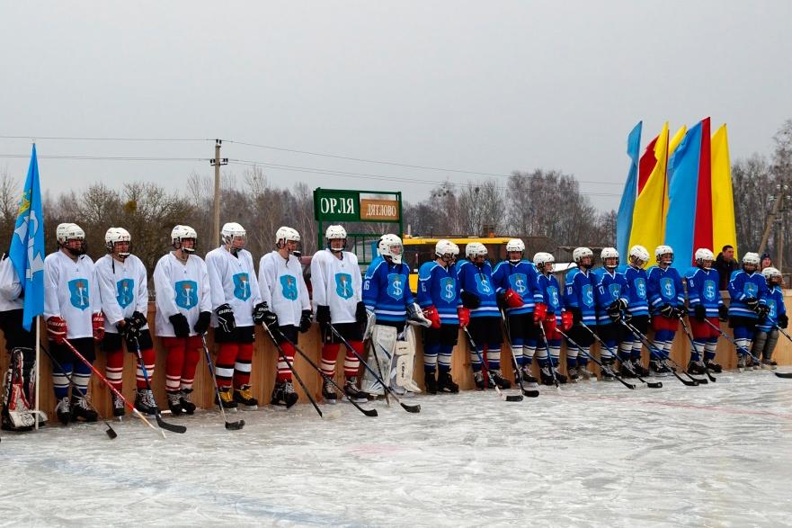 Команда «Орлята» Щучинского района стала победителем Республиканских соревнований «Золотая шайба» (юноши 2004-2006 г.г.р.)