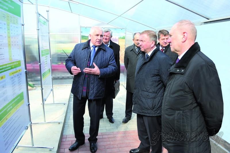Лидский район должен стать центром экономического роста области. Об этом заявил премьер-министр Республики Беларусь Андрей Кобяков во время рабочей поездки на Гродненщину