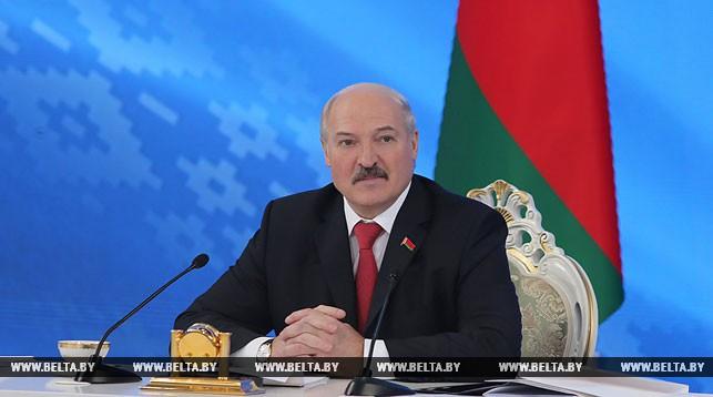 Лукашенко 10 апреля встретится с руководителями и коллективами крупнейших государственных СМИ