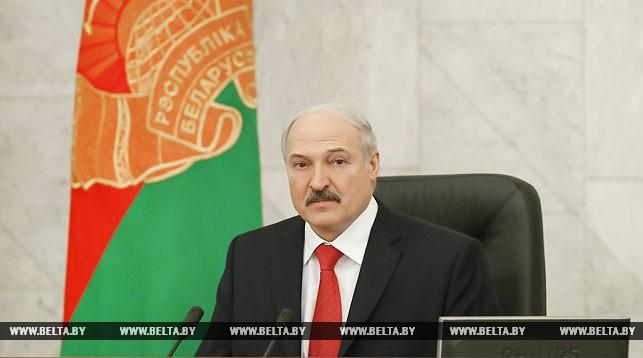 Лукашенко 24 апреля обратится с Посланием к белорусскому народу и Национальному собранию