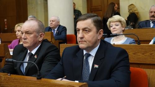 2 апреля 2018 года начала работу четвертая сессия Палаты представителей Национального собрания Республики Беларусь шестого созыва, принято 9 законопроектов.