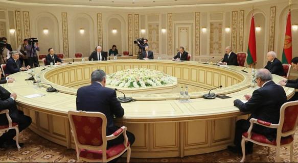 Александр Лукашенко выступает за выработку приемлемых для всех принципов сотрудничества в Европе