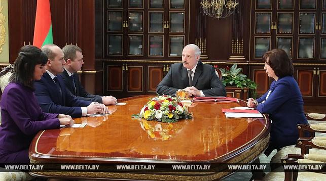 Александр Лукашенко ставит задачу осовременить систему идеологической работы в Беларуси