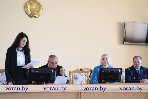На Вороновщине прошел Единый день информирования