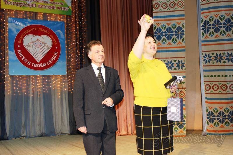 Областное отделение Белорусского детского фонда продолжает следить за судьбой каждого ребенка, которому оказывало помощь
