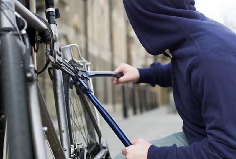 На территории области возросло количество краж велосипедов