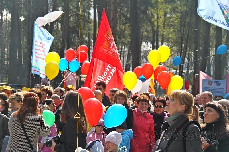 Александр Лукашенко: Праздник труда подчеркивает необходимость и важность любой профессии