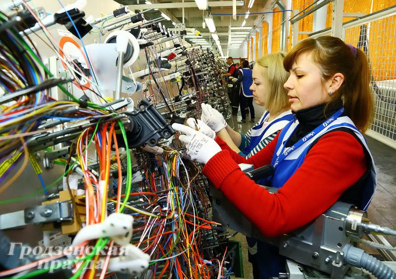 По заказу «Фольксвагена». Предприятие «Радиоволна» расширяет производство