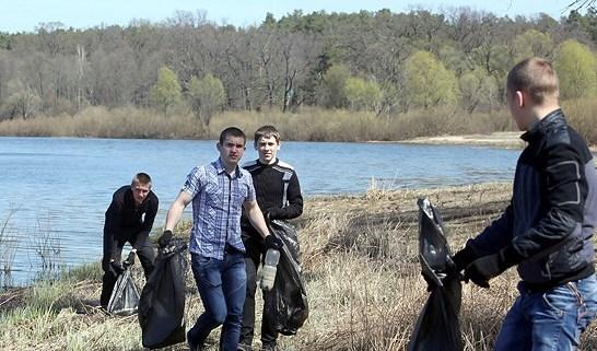 Акция «Чистый водоем» пройдет в Беларуси с 27 апреля по 4 мая