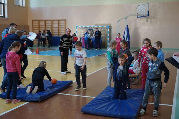 Вороновские школьники участвуют в легкоатлетическом проекте
