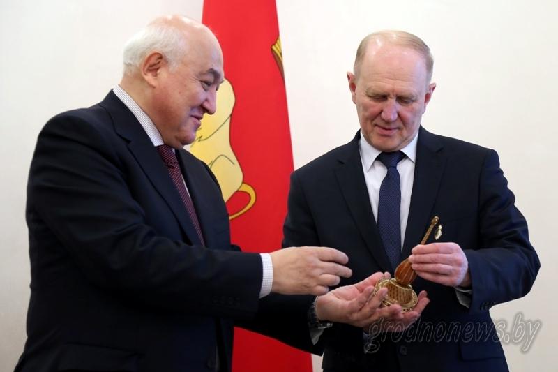 Гродненская область углубит торгово-экономические отношения с регионами Казахстана