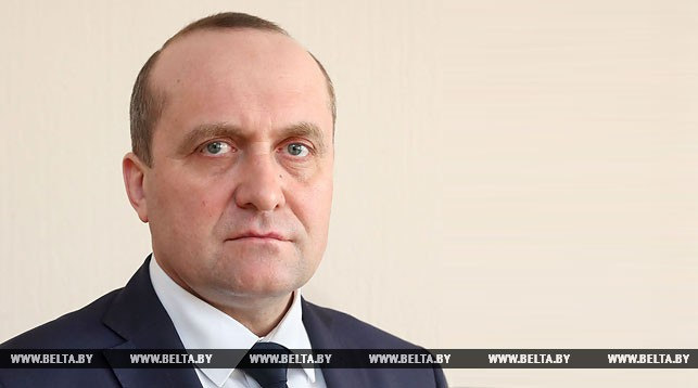 Владимир Жевняк назначен заместителем главы Администрации Президента Беларуси