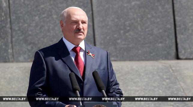 В Беларуси свято чтят самоотверженность героев Великой Отечественной войны — Лукашенко